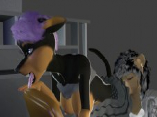 yiff furry porn 3d lusttown old trailer