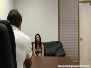 Hot Teacher's Porn Audition